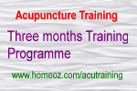 Acupuncture Training